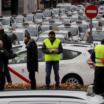 El taxi y la tecnología