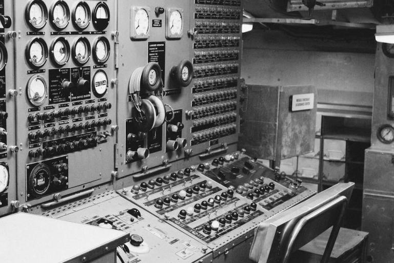 La primera transmisión de radio de la historia