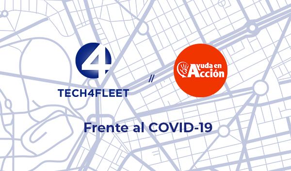 Ayuda en Acción y Ferreira Dapía Tech Consultant & Events unidos frente a la COVID-19
