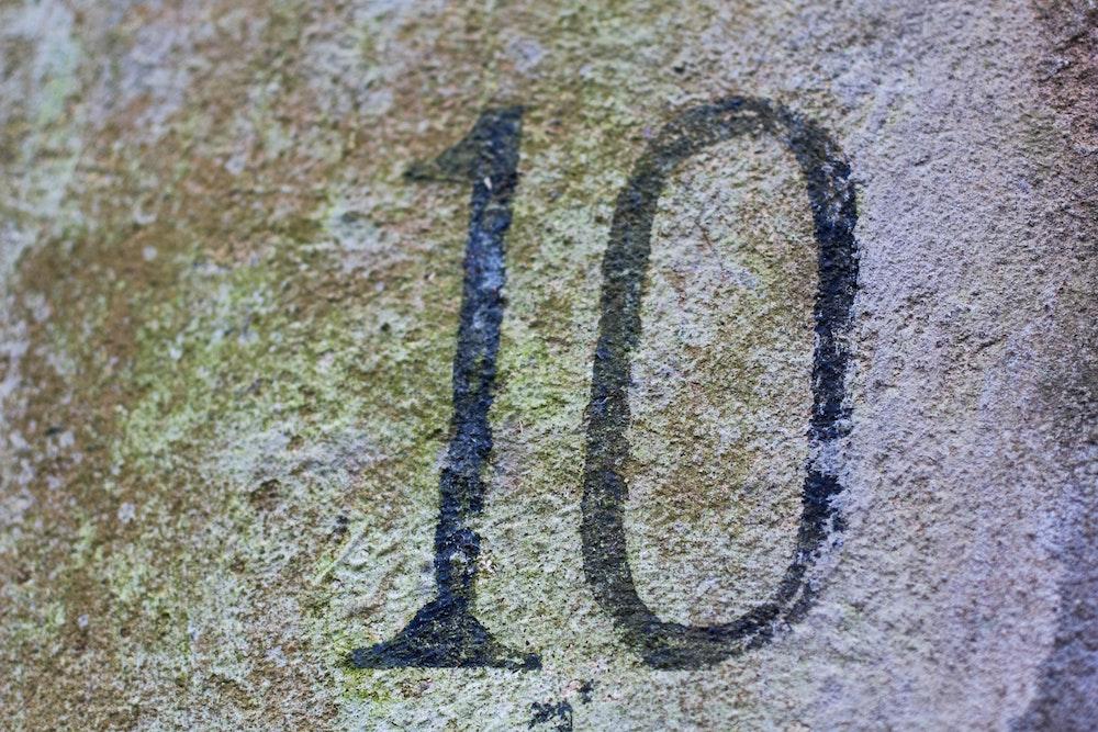 10: El número de la excelencia